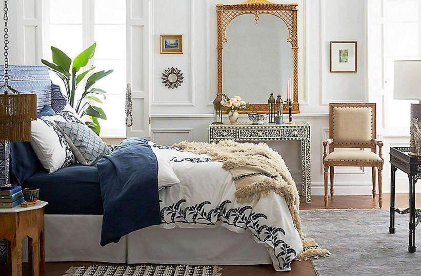 Fascinating Moroccan Bedroom Decoration Ideas 35