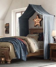 Glamorous Canopy Beds Ideas For Romantic Bedroom 08