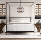 Glamorous Canopy Beds Ideas For Romantic Bedroom 30