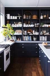 Gorgeous Black Kitchen Design Ideas You Have To Know 02