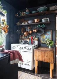 Gorgeous Black Kitchen Design Ideas You Have To Know 04