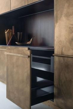 Gorgeous Black Kitchen Design Ideas You Have To Know 16