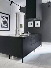 Gorgeous Black Kitchen Design Ideas You Have To Know 21