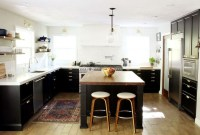 Gorgeous Black Kitchen Design Ideas You Have To Know 26