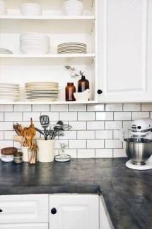 Gorgeous Black Kitchen Design Ideas You Have To Know 30