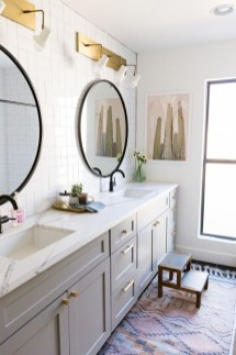 Gorgeous Kitchen Cabinets Design Ideas 14