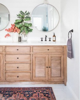 Gorgeous Kitchen Cabinets Design Ideas 36
