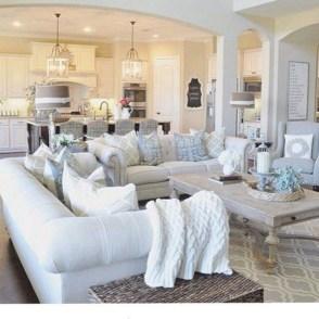 Lovely Shabby Chic Living Room Design Ideas 36