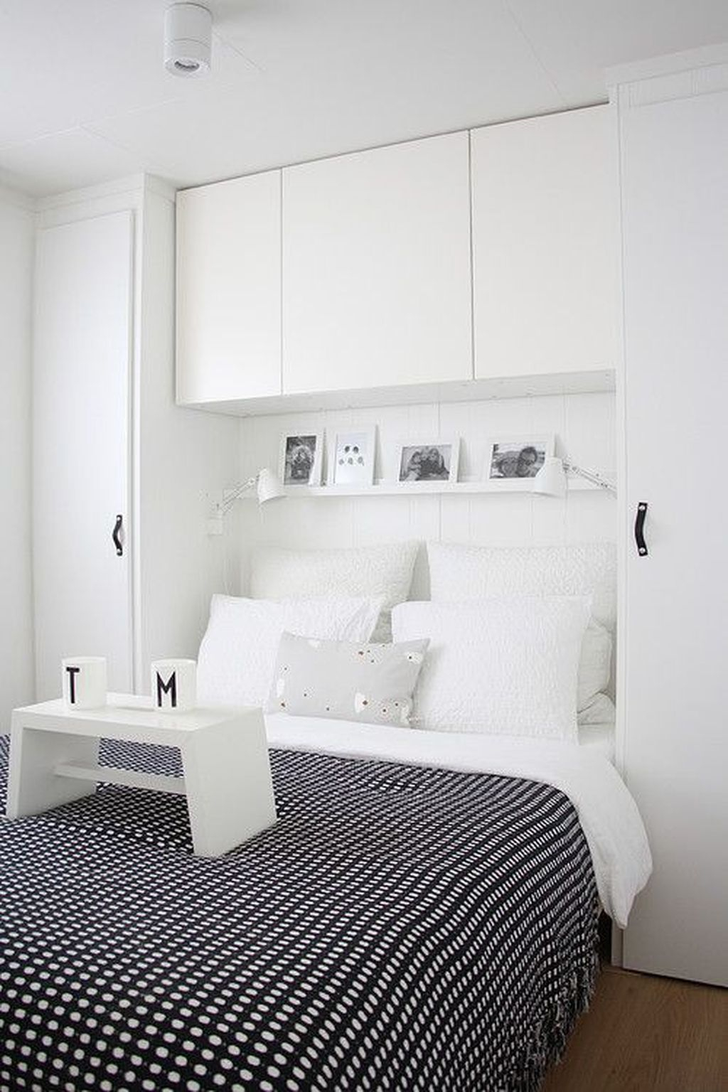 Modern Small Master Bedroom On A Budget 01