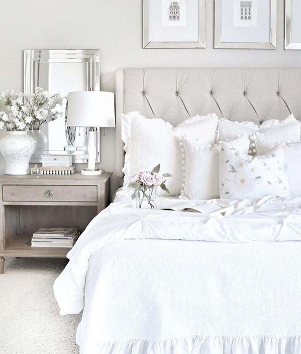 Modern Small Master Bedroom On A Budget 16