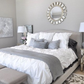 Modern Small Master Bedroom On A Budget 20