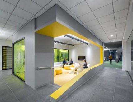 Perfect Contemporary Home Office Design Ideas 02