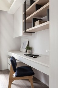 Perfect Contemporary Home Office Design Ideas 06