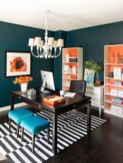 Perfect Contemporary Home Office Design Ideas 08