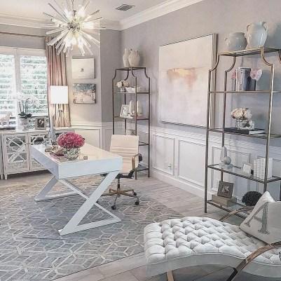 Perfect Contemporary Home Office Design Ideas 21