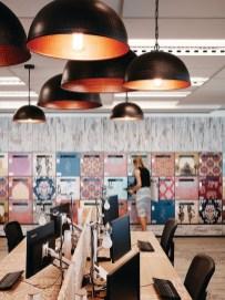 Perfect Contemporary Home Office Design Ideas 35