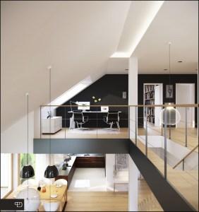 Perfect Contemporary Home Office Design Ideas 38