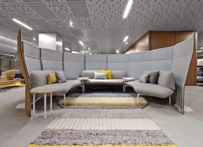 Perfect Contemporary Home Office Design Ideas 41