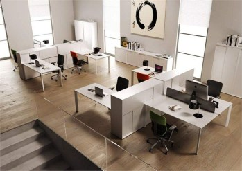 Stunning And Modern Office Design Ideas 02