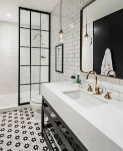 Stunning Rustic Farmhouse Bathroom Design Ideas 02