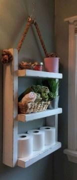 Stunning Rustic Farmhouse Bathroom Design Ideas 41