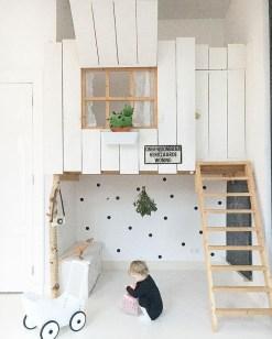 Unique Scandinavian Kids Bedroom Design To Make Your Daughter Happy 15