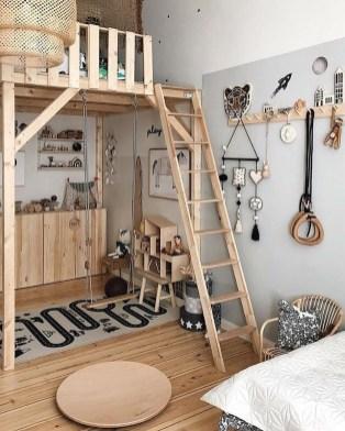 Unique Scandinavian Kids Bedroom Design To Make Your Daughter Happy 25