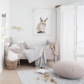 Unique Scandinavian Kids Bedroom Design To Make Your Daughter Happy 33