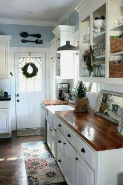 Beautiful Cottage Kitchen Design Ideas 07