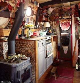 Classy Bohemian Style Kitchen Design Ideas 04