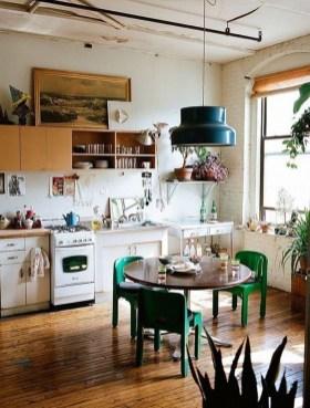 Classy Bohemian Style Kitchen Design Ideas 06
