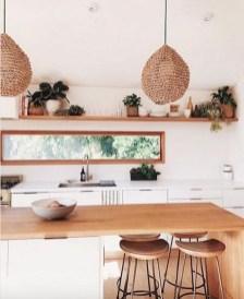 Classy Bohemian Style Kitchen Design Ideas 12