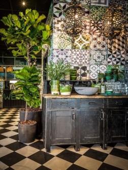 Classy Bohemian Style Kitchen Design Ideas 18