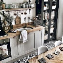 Classy Bohemian Style Kitchen Design Ideas 27