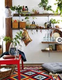 Classy Bohemian Style Kitchen Design Ideas 29