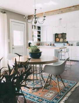 Classy Bohemian Style Kitchen Design Ideas 41