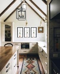 Classy Bohemian Style Kitchen Design Ideas 49