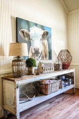 Cool Diy Farmhouse Home Decoration Ideas 07