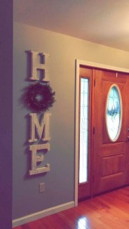 Cool Diy Farmhouse Home Decoration Ideas 32