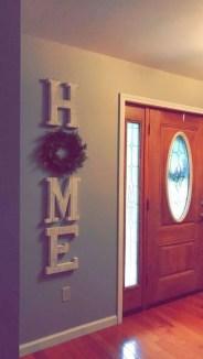 Cool Diy Farmhouse Home Decoration Ideas 32