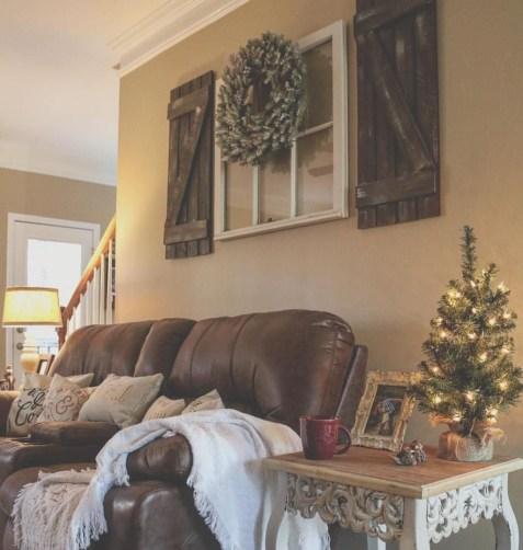 Cool Diy Farmhouse Home Decoration Ideas 34