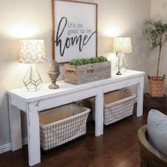 Cool Diy Farmhouse Home Decoration Ideas 44