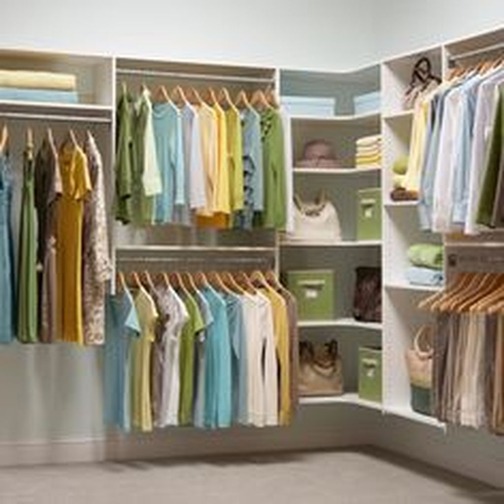 49 Creative Closet Designs Ideas For Your Home Homystyle