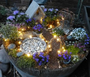 Cute Fairy Garden Design Ideas 42