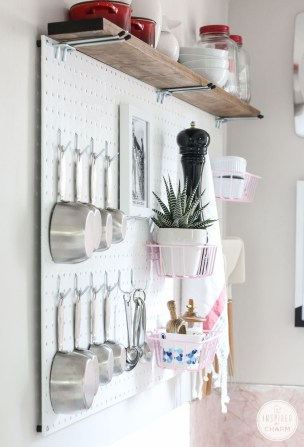 Easy DIY Kitchen Storage Ideas For Your Kitchen 06