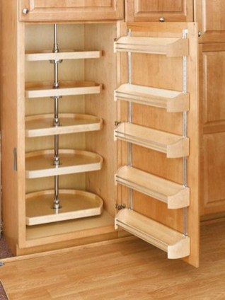 Easy DIY Kitchen Storage Ideas For Your Kitchen 16