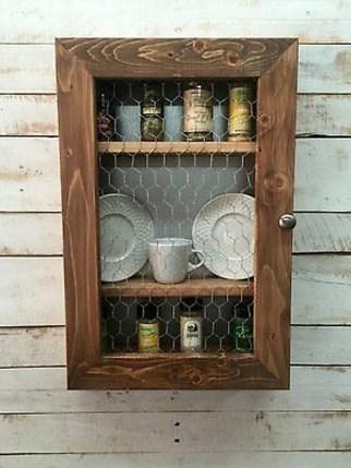 Easy DIY Kitchen Storage Ideas For Your Kitchen 27