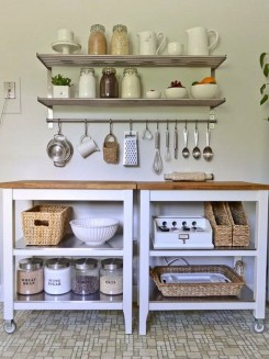 Easy DIY Kitchen Storage Ideas For Your Kitchen 44