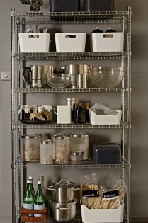 Easy DIY Kitchen Storage Ideas For Your Kitchen 48