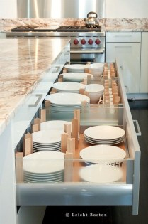 Easy DIY Kitchen Storage Ideas For Your Kitchen 50
